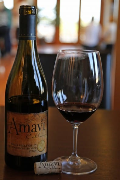 Amavi Cellars Walla Walla Winery