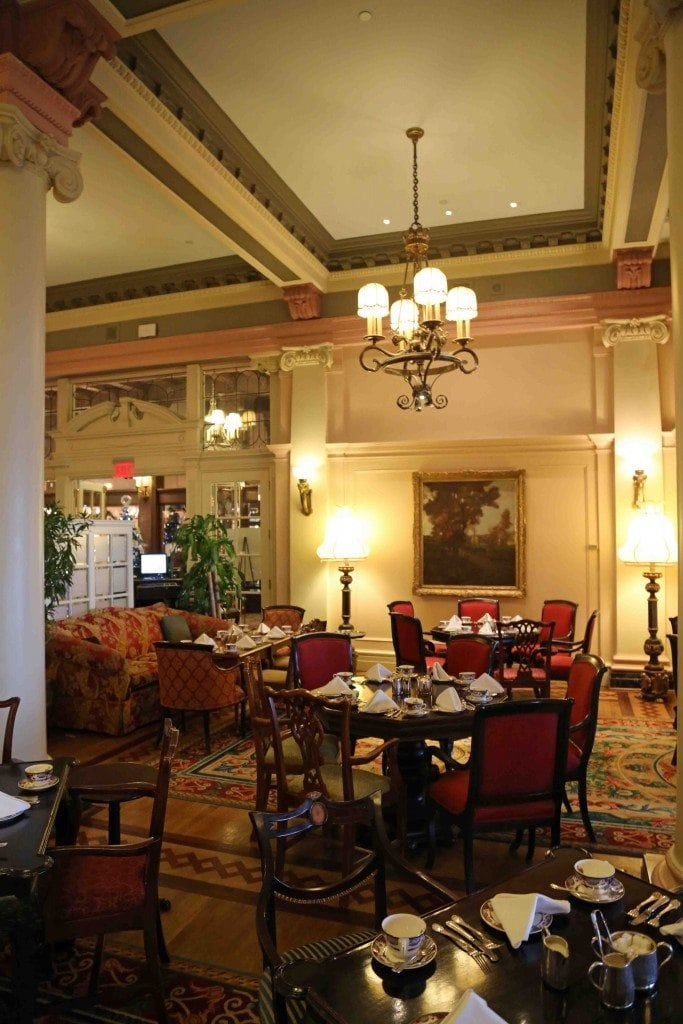 Blog Afternoon Tea at The Empress Hotel Victoria BC