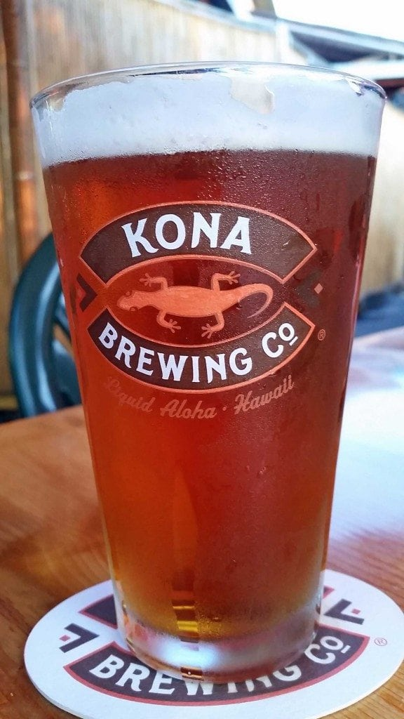 Blog Castaway IPA at Kona Brewing Company Big Island Hawaii