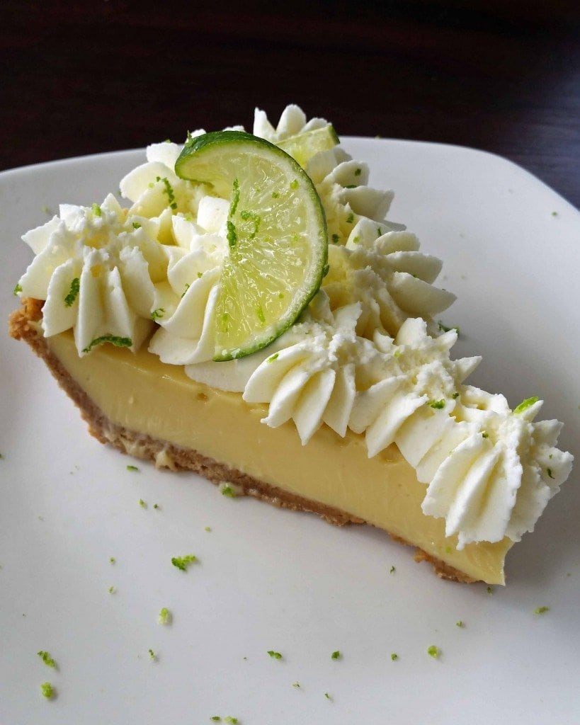 Blog Key Lime Pie at Tommy Bahamas