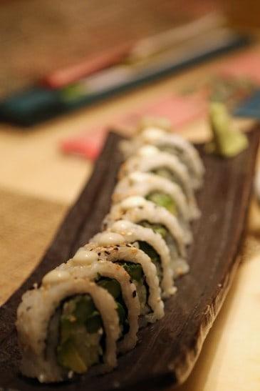 Bonsai Sushi On The Carnival Sunshine