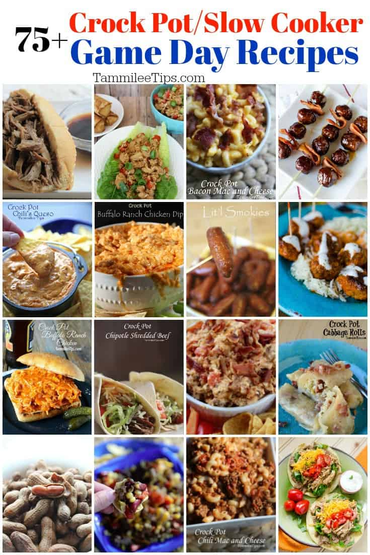 Best Sites About Crock Pot Recipes For Game Day