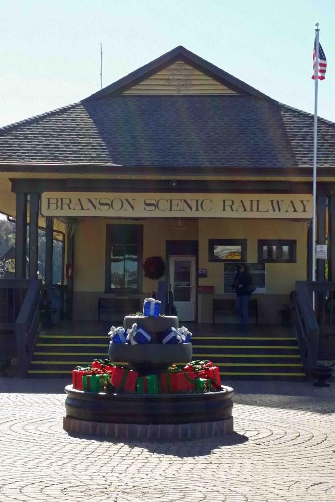 Blog Branson Scenic Railway Train Station