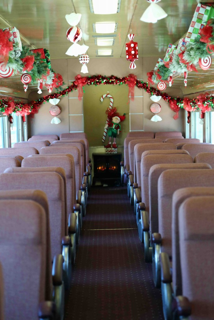 Blog Comfy chairs in last car of Branson Scenic Railway