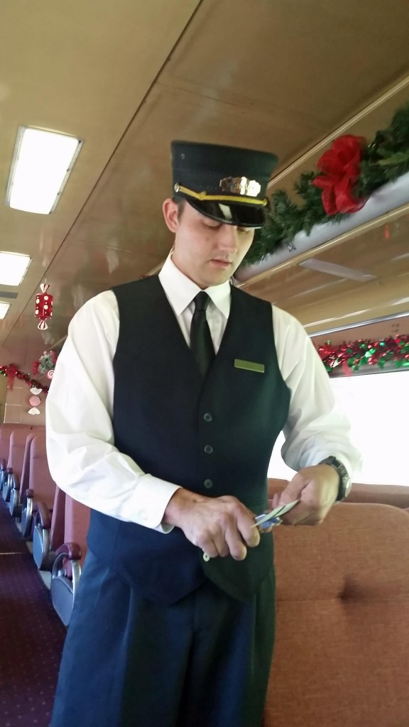 Blog Ticket punched on Branson Scenic Railway