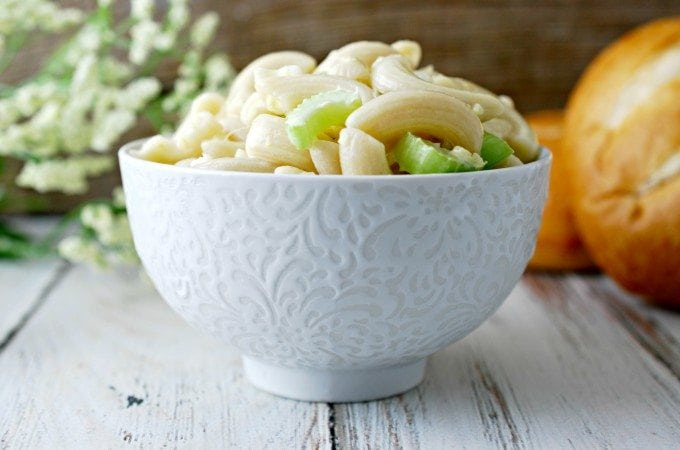 East Macaroni Salad Recipe