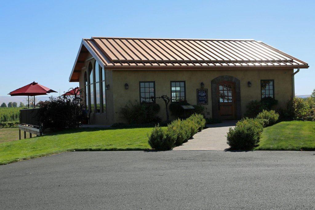 PepperBridge Winery tasting room