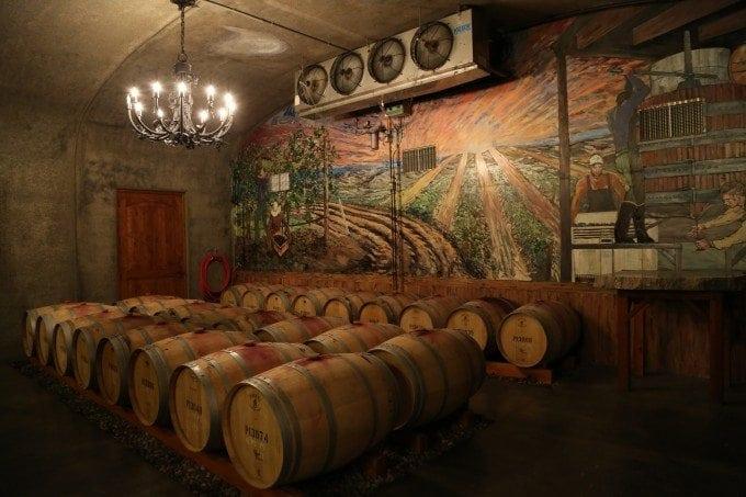 Visiting Pepper Bridge Winery Walla Walla