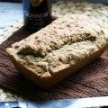 3 Ingredient Guinness Beer Bread