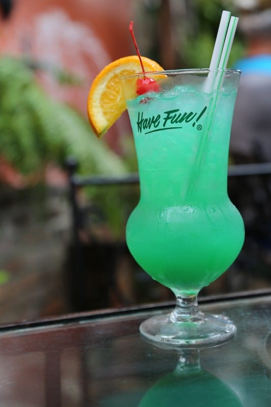 Fuzzy Leprechaun Cocktail