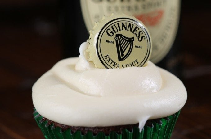 Guinness Chocolate Cupcake Recipe