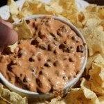 Black Bean Queso Dip