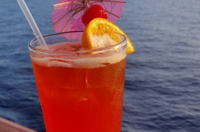 Copy Cat Carnival Caribbean Breeze Cocktail Recipe