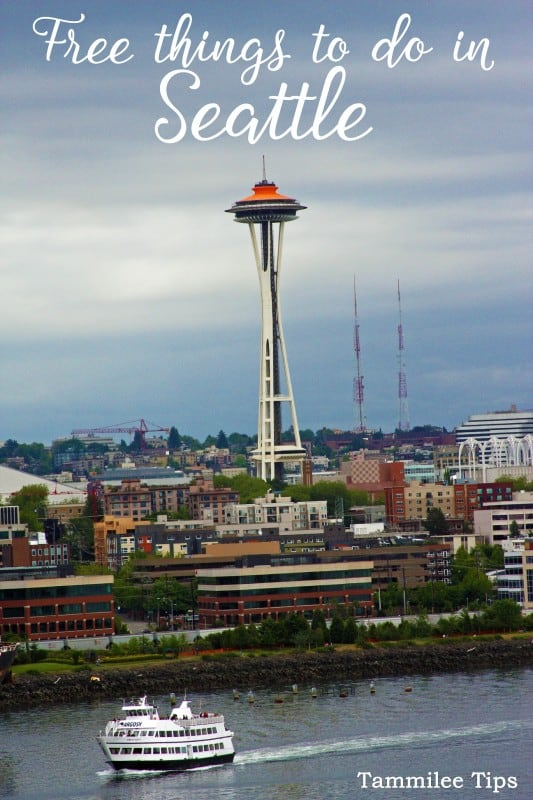 Free Things To Do In Seattle Tammilee Tips