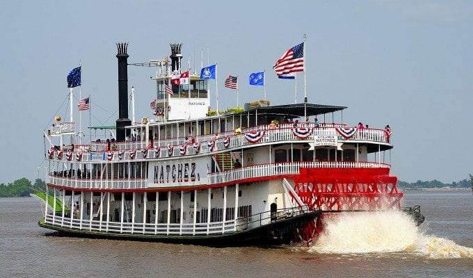 Steamboat Natchez Tour in New Orleans