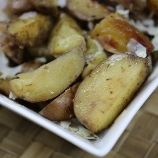 Crock Pot Parmesan Potatoes Recipe