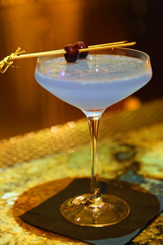 Aviation Cocktail Recipe and Mixology Class at the Monte Carlo Las ...