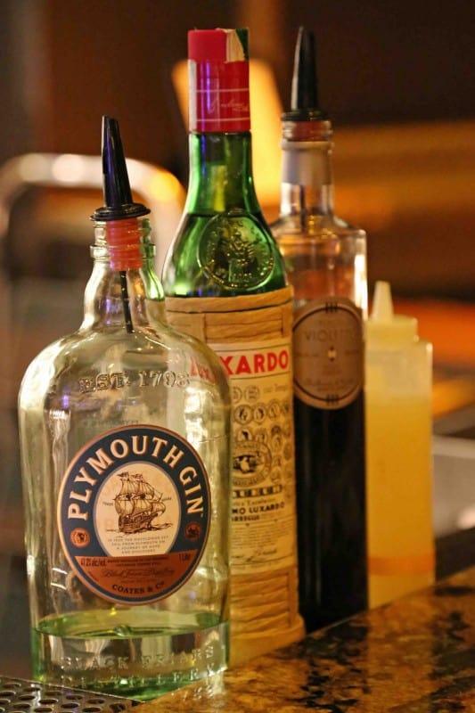 Aviator cocktail