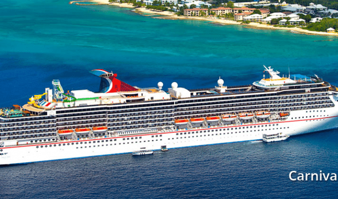 Carnival Pride is returning to the Port of Baltimore for year round cruising!