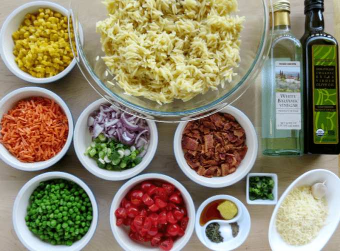 how to make pasta ingredients