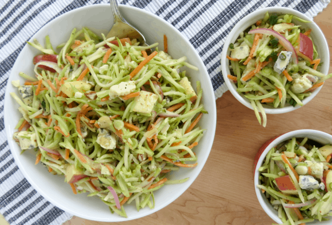 brocolli slaw recipe 2