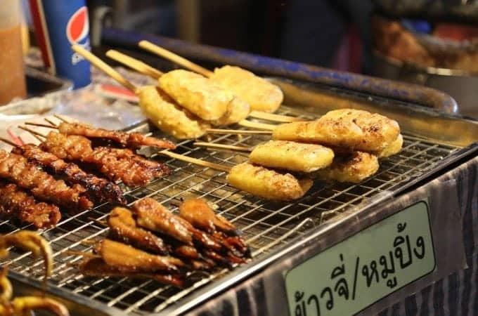 Chaing Khan Thailand Street Food