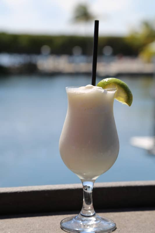 Key Lime Colada Recipe