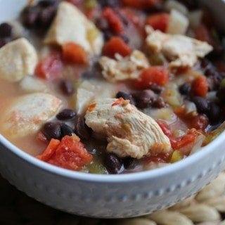 Crock Pot Spicy Chicken Chili Recipe