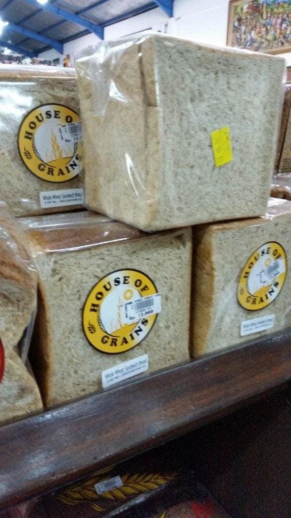 Bali Bread