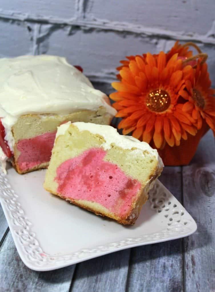 Easter Bunny Pound Cake Recipe