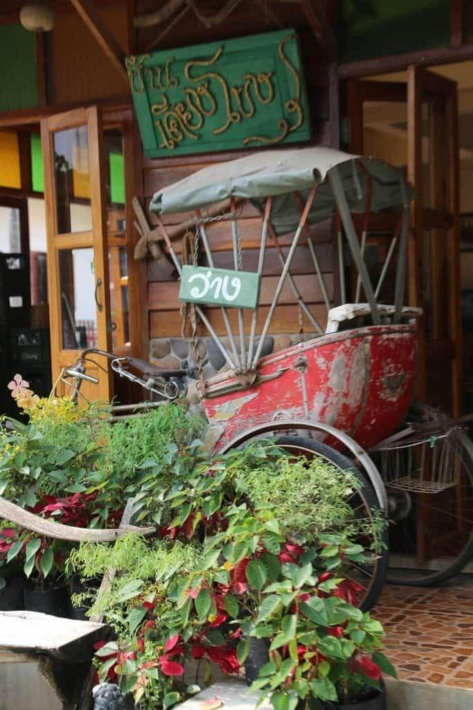 Chaing Khan Thailand Tuk Tuk
