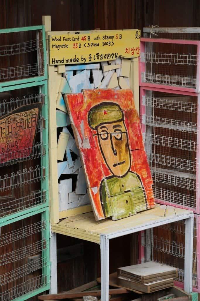 Chaing Khan Thailand art