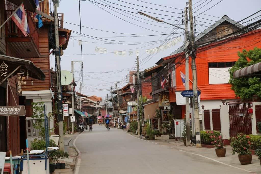 Chaing Khan Thailand main street