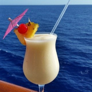 Copy Cat Carnival Caribbean Colada Recipe