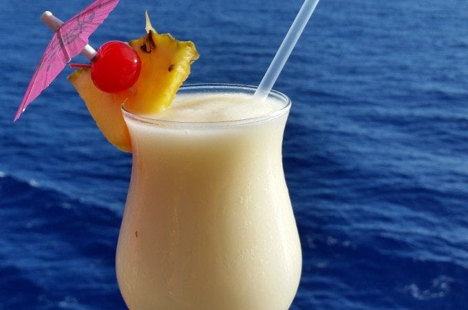 Copy Cat Carnival Caribbean Colada Recipe