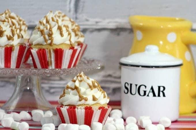 Fluffernutter Cupcake Recipe