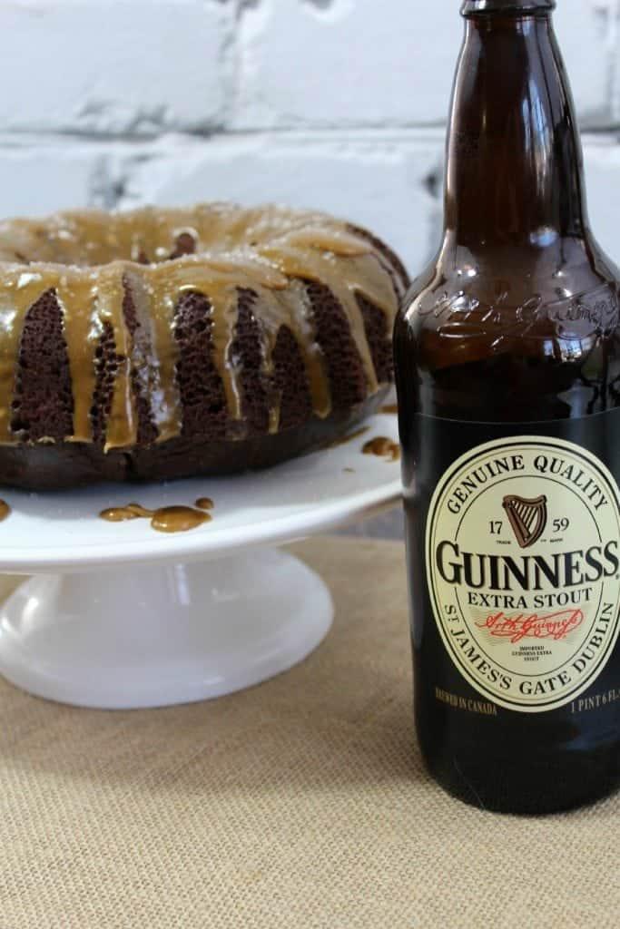 Guinness Chocolate Cake Recipe
