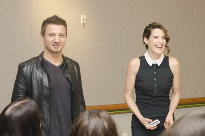Jeremy and Cobie 1