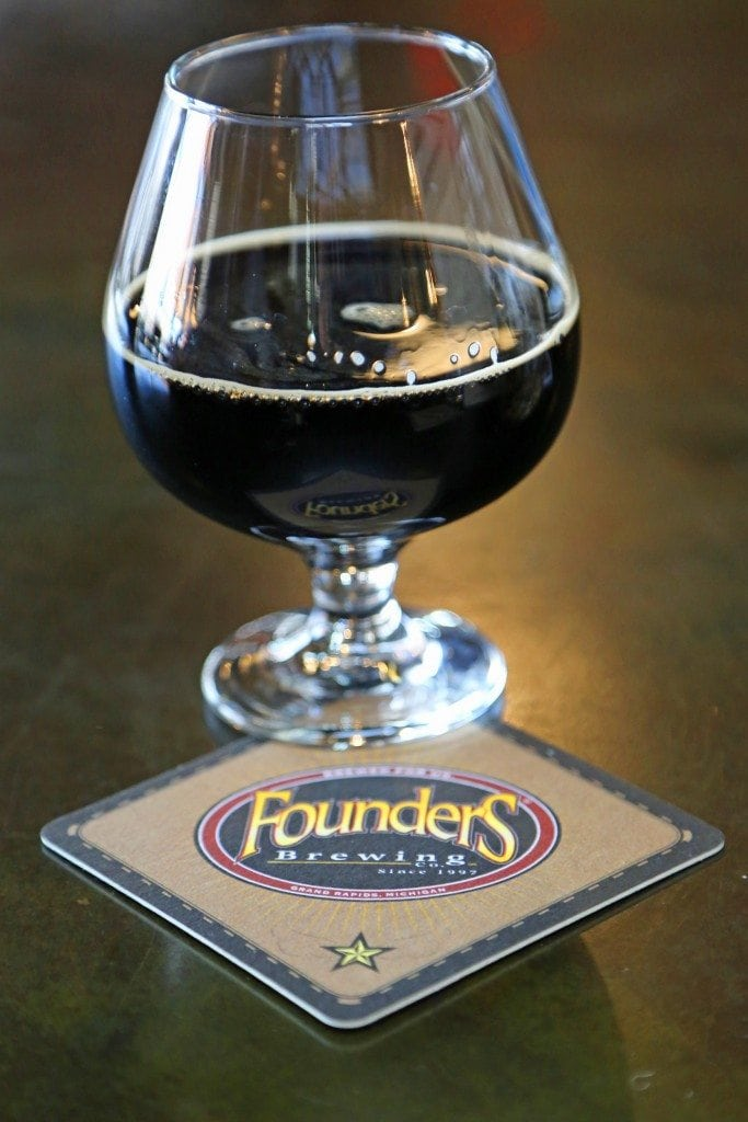 KBC at Founders Brewing