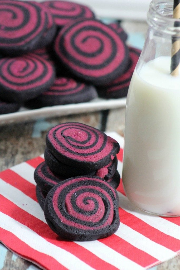 Halloween Pinwheel Cookie Recipe