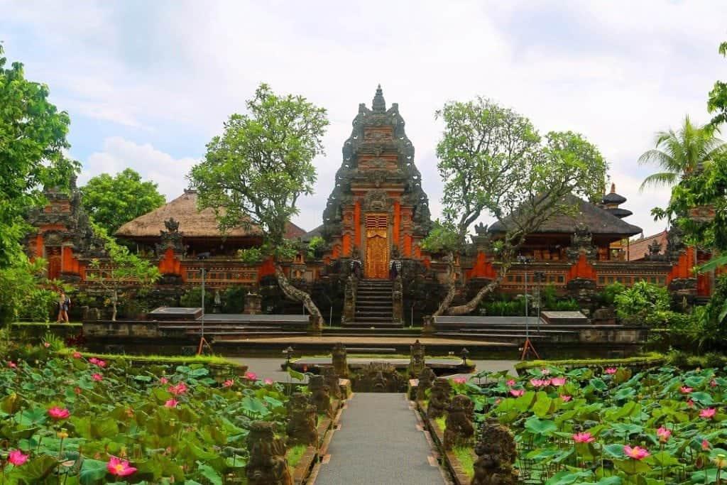 Ubud Bali Water Palace