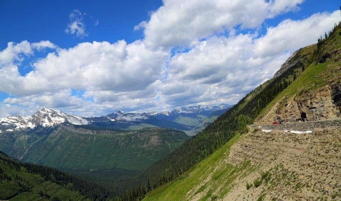 Visiting Glacier National Park and the Going to the Sun Road
