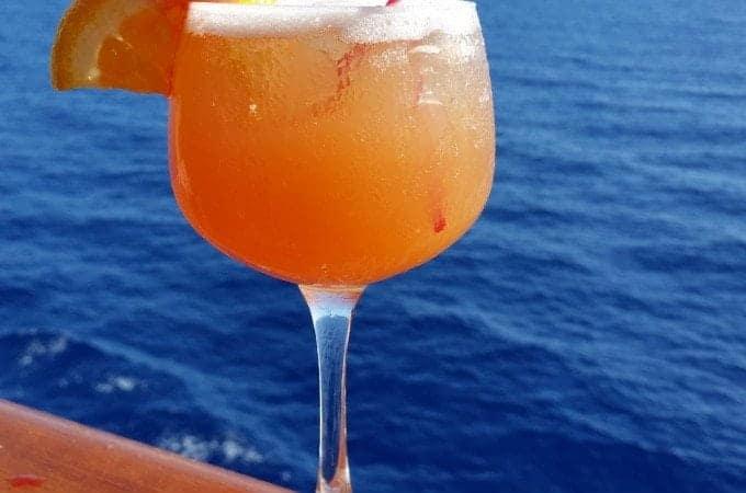 Copy Cat Carnival Cruise Cruiser Cocktail Recipe