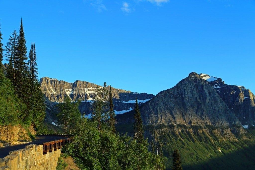Panoramio - Photo of 2011 Opening of the Going to the Sun Road, Logan ...