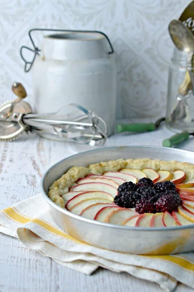 fruit tart recipe healthy blackberry fruit