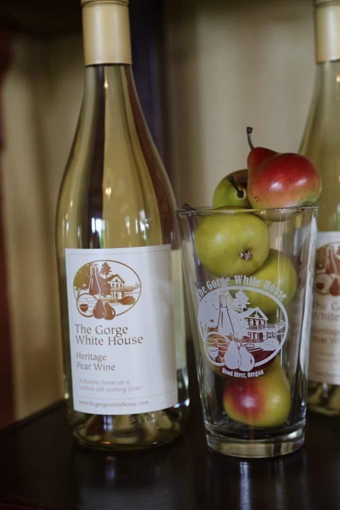 gorge white house wine