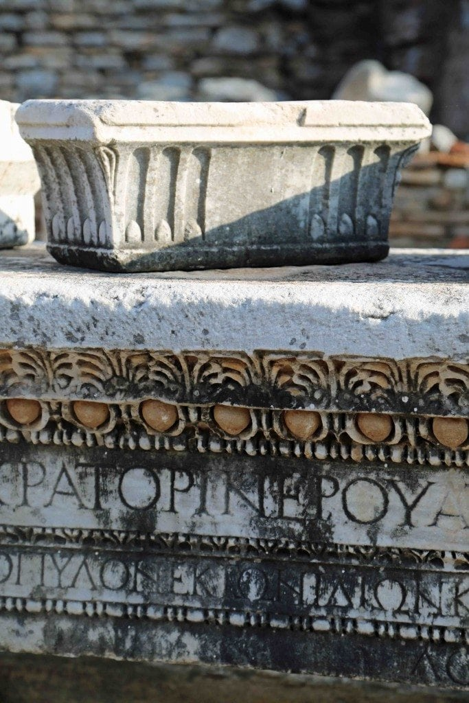 Blog Ephesus Turkey