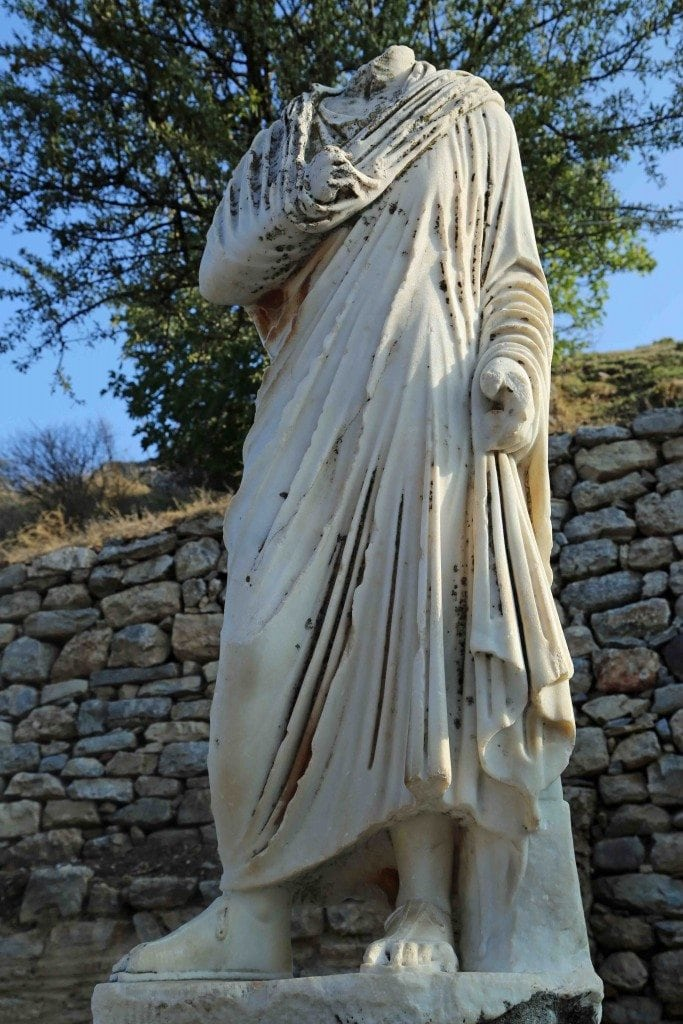 Ephesus statue