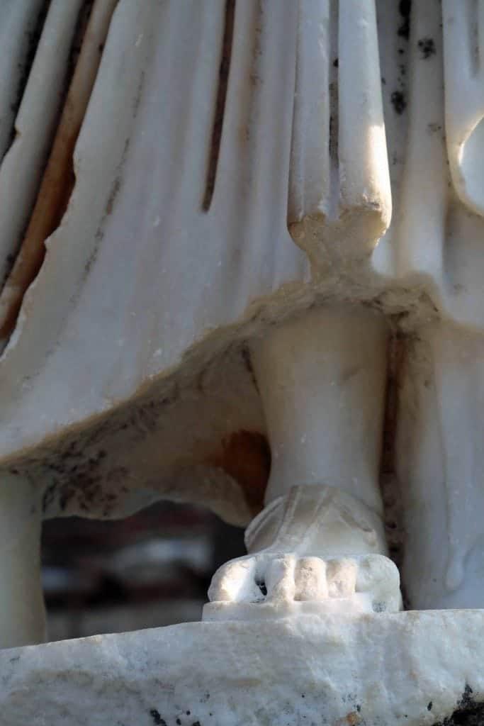 Statue in Ephesus