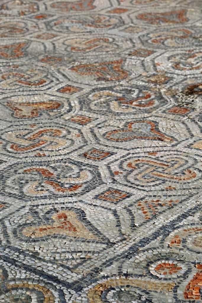 Blog walkways in Ehpesus Turkey